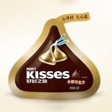 Kisses 好时之吻 牛奶巧克力82g