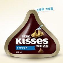 Kisses 好时之吻 牛奶巧克力146g