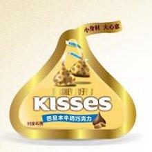 Kisses 好时之吻 巴旦木牛奶巧克力82g