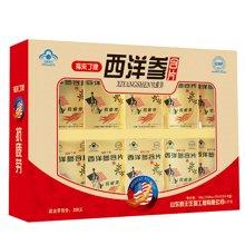 鹤王 福来了牌西洋参含片礼盒 1250mg/片*12片*10盒