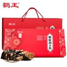 鹤王阿胶糕传统型阿胶糕500g大礼盒