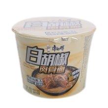 康师傅白胡椒肉骨桶面(108g)
