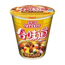 日清合味道咖喱牛肉味(87g)