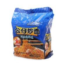 公仔炒面蚝油海鲜味四包装G(424g)
