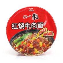 统一来一桶红烧牛肉面(105g)
