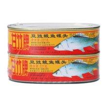 甘竹牌豆豉鲮鱼罐头(227g*2)