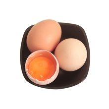 良食网 有机粉壳鸡蛋6枚
