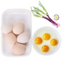 """鹏昌鲜鸡蛋 15枚装 包邮 精选130-160天期间产的鸡蛋 俗称""""初生蛋"""""""