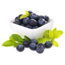 精选国产佳沃新鲜蓝莓125g*4盒蓝莓鲜果 新鲜水果 包邮