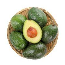 花果山 墨西哥进口牛油果6个装 新鲜鳄梨 单果120-160g左右
