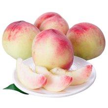 华朴上品  四川胭脂脆桃 水蜜桃 16个装 单果200-250g