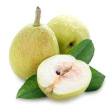 花果山 特级新疆库尔勒香梨5斤装 单果100-120g 新鲜水果 清甜多汁 甜梨 包邮