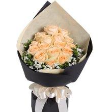 欢沁----鲜花同城速递情人节生日礼物送女友爱人礼物求婚表白[花礼鲜花]