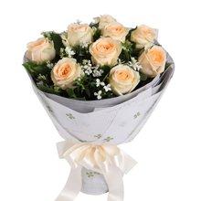 香妃----鲜花同城速递纪念日生日礼物送女友爱人老婆送朋友闺蜜[花礼鲜花]
