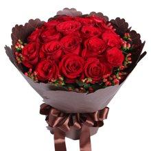 念念不忘----红玫瑰19枝[花礼鲜花]