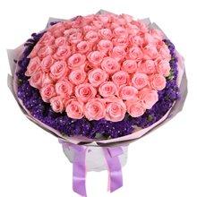 不变的心----鲜花同城速递生日纪念日礼物送爱人女友老婆[花礼鲜花]