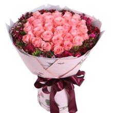眷念----精品玫瑰花束鲜花同城速递纪念日生日礼物送女友爱人老婆朋友[花礼鲜花]
