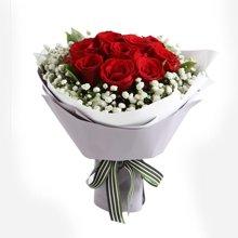 致美丽的你----鲜花同城速递纪念日生日表白礼物送爱人女友[花礼网鲜花]