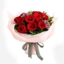 真爱-鲜花同城速递情人节纪念日生日礼物送女友爱人礼物[花礼网鲜花]
