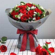 浪漫心情----红玫瑰19枝