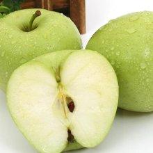 【联蕾】新品 新鲜日本王林苹果 非烟台红富士青苹果 脆甜可口 老幼孕婴皆可食用 4.5斤装包邮