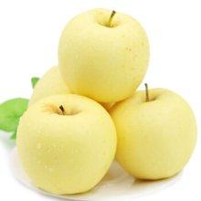 【联蕾 】 黄金富士苹果  自有基地有机种植  完熟品种 糖度高  75#左右 4.5斤装新鲜上市