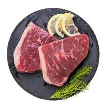 【鲜动生活】澳洲进口和牛牛排800g5片装 非腌制M5等级原装牛排