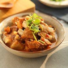 羊排切小块3斤(不带皮) 内蒙古草原羔羊肉 生鲜烧烤烤串食材 肋排--别的羊