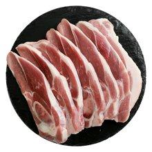 【鲜动生活】甘肃甘草羊前腿排1500g(500g*3包) 去皮滩羊羊排前腿肉膻味低