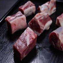 别的羊 内蒙古草原羔羊肉 羊前腿切块3斤 羊肉汤食材有机清真