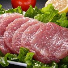 桑草猪精瘦肉500g
