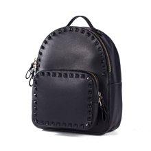 奥卡妮时尚夏新款背包女式双肩包 糖果色休闲户外女士包包 铆钉   OD6354
