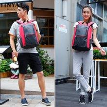 天逸TINYAT 双肩包男潮背包韩版新款男士书包休闲电脑包背包TYX/122