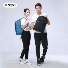 天逸TINYAT电脑包14寸15寸笔记本电脑包 时尚都市休闲双肩包电脑双肩背包TYX/805
