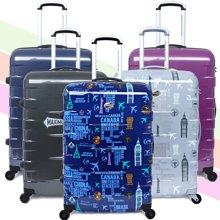 【美国旅行者】美旅时尚TSA海关锁商务旅行ABS/PC万向轮硬箱系列拉杆箱-20Q
