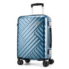 安特丽Antler铝框行李箱拉杆箱万向轮旅行箱20寸男女密码箱包