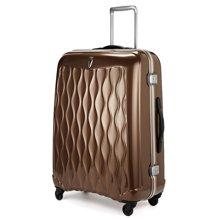 Antler 安特丽 波浪纹铝框商务拉杆箱行李箱34051-1