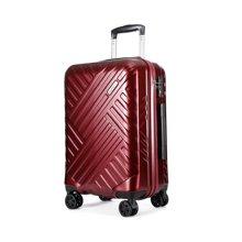 安特丽Antler拉杆箱万向轮行李箱男女密码箱旅行箱登机皮箱24寸