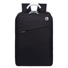 希纳 超轻减压双肩包男士商务背包大学生书包休闲手提电脑包XN-6801