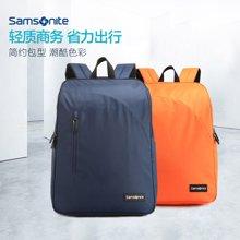 Samsonite/新秀丽 ALPES系列高端电脑包防水大容量韩版双肩包664系列