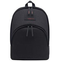 新秀丽 新款双肩包14英寸韩版休闲男女旅行背包校园风简约书包BU3*09001黑色