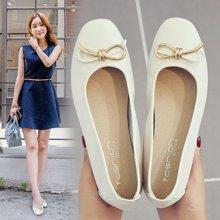 Simier女鞋新款时尚舒适百搭四季浅口单鞋X7503-1