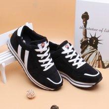 100KM猩猩猴 新品板鞋潮流女款阿甘鞋韩版内增高运动休闲鞋