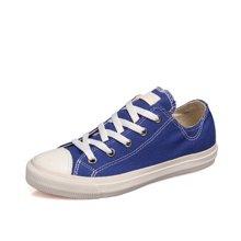 Hoz美国后街四季常青经典男女情侣款帆布鞋休闲低帮鞋时尚学生鞋JCAL32M99