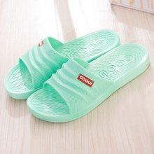 极有家浴室拖鞋女夏季居家凉拖鞋男情侣按摩托鞋家居防滑塑料室内鞋160304