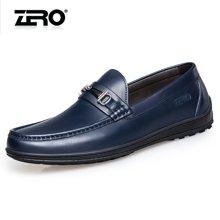 零度尚品 休闲皮鞋 休闲男鞋 日常休闲鞋 商务休闲皮鞋 休闲鞋 男士休闲鞋 F5269
