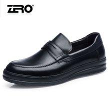 零度尚品 商务休闲皮鞋 休闲鞋 男士休闲皮鞋 休闲男鞋 时尚休闲鞋 日常休闲皮鞋 F5268