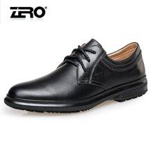 零度尚品休闲鞋新品男鞋舒适男士手工皮鞋商务休闲鞋F5276