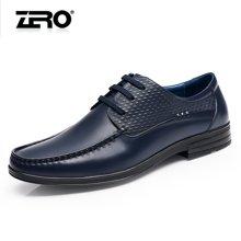 零度尚品 休闲男鞋 休闲鞋 男士休闲皮鞋 商务休闲皮鞋 时尚休闲鞋 F5242