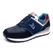 花花公子男鞋秋季运动鞋休闲鞋男帆布鞋增高板鞋潮鞋跑步鞋子CX37115